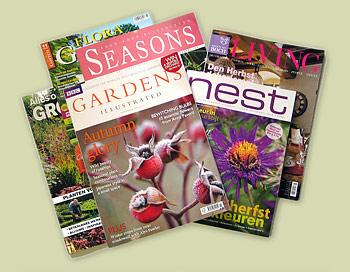 kwekerij in goede aarde | magazines